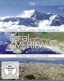 Aerial America - Amerika von oben: Westcoast Pacific Collection [Blu-ray]