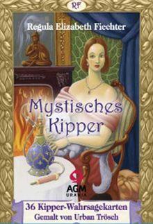 Mystisches Kipper: Deck mit Kipper-Wahrsagekarten & Booklet