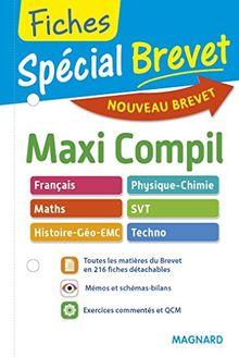 Spécial Brevet - Maxi Compil de Fiches 3e