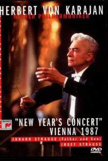 Neujahrskonzert - Herbert von Karajan