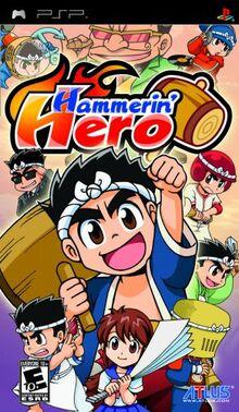 Hammerin' Hero (輸入版)