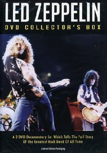 Led Zeppelin - DVD Collector's Box