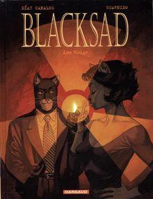 Blacksad, tome 3 : Ã'me rouge