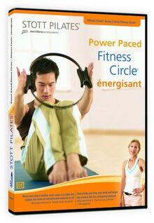STOTT PILATES Power Paced Fitness Circle (Englisch/Französisch)