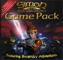 Simon the Sorcerer's - Game Pack