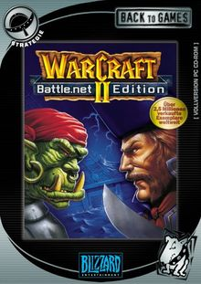 Warcraft 2 - Battle.Net Edition [Back to Games]