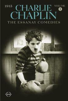 Charlie Chaplin - The Essanay Comedies: Vol. 1, 1915