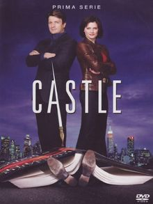 Castle (serie completa) Stagione 01 [3 DVDs] [IT Import]
