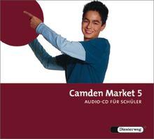 Camden Market - Ausgabe 2005. Lehrwerk für den Englischunterricht an 6 jährigen Grundschulen, Orientierungsstufe und in Schulformen mit ... Market - Ausgabe 2005: Audio-CD 5 für Schüler