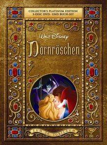 Dornröschen (+ 2 Buch-Set) [Limited Collector's Edition] [2 DVDs]