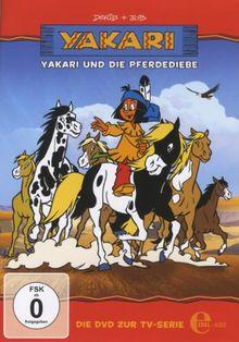 Yakari - Yakari und die Pferdediebe