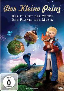 Der kleine Prinz - Der Planet der Winde / Der Planet der Musik