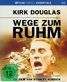 Wege zum Ruhm - Mediabook (+Original Kinoplakat) [Blu-ray] [Limited Edition]