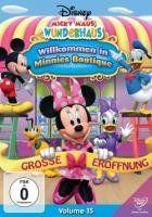 Micky Maus Wunderhaus - Willkommen in Minnies Boutique