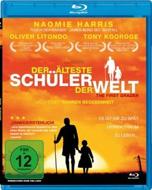 The First Grader - Der älteste Schüler der Welt (Blu-ray)