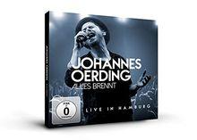 Alles brennt - Live in Hamburg (CD + Blu-ray)
