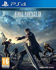 Third Party - Final Fantasy XV - édition day one Occasion [ PS4 ] - 5021290072954