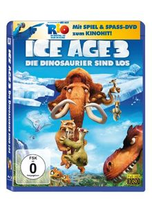 Ice Age 3 - Die Dinosaurier sind los (+ Rio Activity Disc) [Blu-ray]