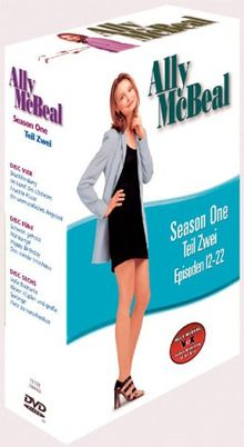Ally McBeal: Season 1.2 Collection [Box Set] [3 DVDs]