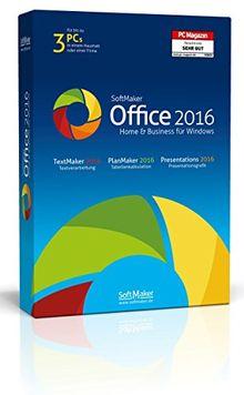 Softmaker Office Home & Business 2016