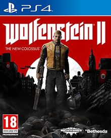 Wolfenstein II: The New Colossus [PlayStation 4]