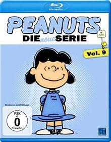 Peanuts - Die neue Serie Vol. 9 (Episode 83-93) [Blu-ray]