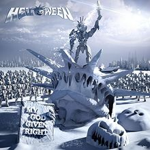 My God-Given Right (DigiPak mit 3D Cover)