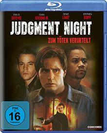 Judgment Night - Zum Töten verurteilt [Blu-ray]