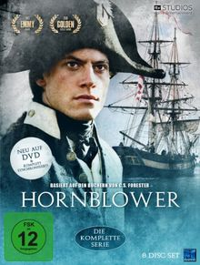 C.S. Foresters Hornblower - Die komplette Serie (8er DVD-Digi-Pack) [Collector's Edition]