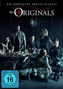 The Originals - Die komplette zweite Staffel [5 DVDs]