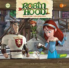 Robin Hood - Schlitzohr von Sherwood - Spiegel-Marian - Das Original-Hörspiel zur TV-Serie, Folge 8