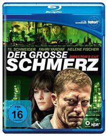 Tatort - Der große Schmerz [Blu-ray] [Director's Cut]