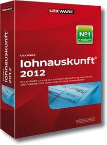 Lexware Lohnauskunft Juni 2011 (Version 19.50)