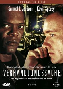 Verhandlungssache - Special Edition (2 DVDs)