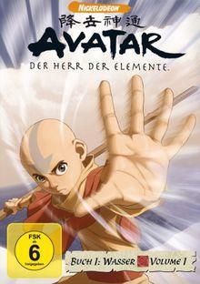 Avatar - Der Herr der Elemente - Buch 1: Wasser, Volume 1