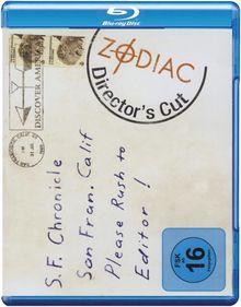 Zodiac (Director's Cut) [Blu-ray]