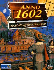Anno 1602. CD- ROM für Windows 95. Erschaffung einer neuen Welt