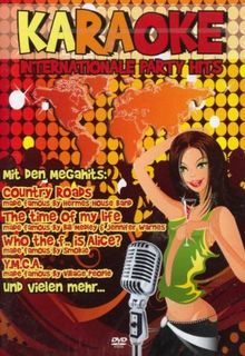 Karaoke - Internationale Party Hits - The Time Of My Life ua