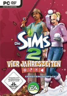 Die Sims 2 - Vier Jahreszeiten (Erweiterungspack) (DVD-ROM)