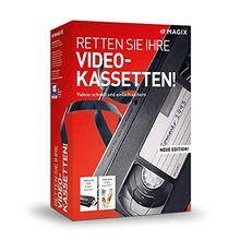 Retten Sie Ihre Videokassetten! – Version 11 – Videos schnell und einfach sichern Standard mehrere limitless PC Disc Disc