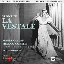 La Vestale (Mailand,Live 07/12/1954)
