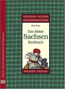 Das kleine Sachsen-Kochbuch