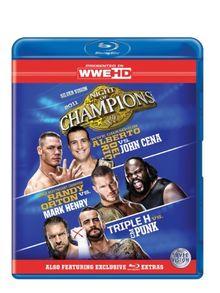WWE - Night Of Champions 2011 [Blu-ray] [UK Import]
