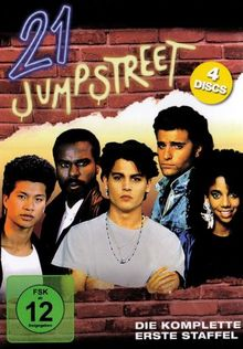 21 Jump Street - Die komplette erste Staffel [4 DVDs]