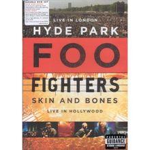 Foo Fighters - Hyde Park/ Skin And Bones