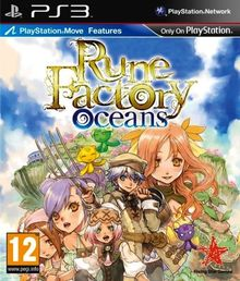 Rune Factory - Oceans (englische Version)