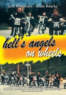 Hell's angel on wheels [FR Import]