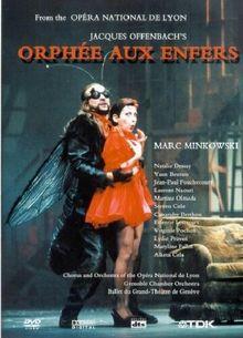 Offenbach, Jacques - Orphée aux Enfers / Laurent Pelly, Les Musiciens du Louvre, Marc Minkowski (Opéra National de Lyon)