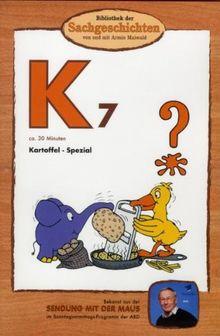 Bibliothek der Sachgeschichten - (K7) - Kartoffel-Spezial