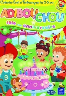 Adiboud'chou fête son anniversaire